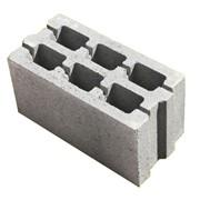 Блок бетонный фото