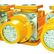 Счетчик газа роторный G25 РГС-Ex 1:100 фото
