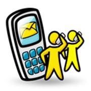 СМС реклама с помощью СМС рассылок сообщений фото