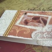 Пригласительные открытки ручной работы купить в Алматы, Доставка по Казахстану фото
