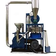 Роторная Мельница для измельчения пластика WH-800 фото