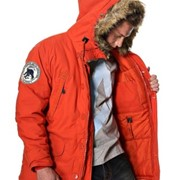 Зимние мужские куртки, парки фото