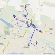 Установка GPS систем мониторинга транспорта и контроля топлива фото