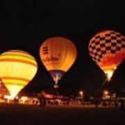 Полет на воздушном шаре над живописными просторами Западной Украины - оригинальное дополнение к корпоративным праздникам фото