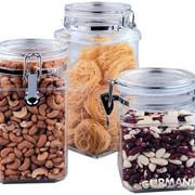 Банка для пищевых продуктов Vinzer 1,1 л (69259) фото