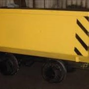 Шахтная вагонетка для транспортирования дизельного топлива фото