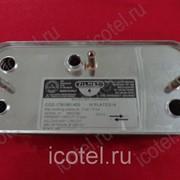Теплообменник пластинчатый Sime Format Zip BF   Format Dewy Zip на 14 пластин артикул 17B1951409 фото