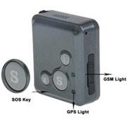 Мини GPS трекер RF-V16 для контроля местоположения объекта с поддержкой двухсторонней голосовой связи фото
