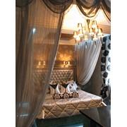 Текстильный дизайн интерьеров: шторы, покрывала, чехлы, мягкая мебель - Декорирование окон фото