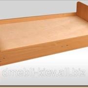 Ліжко прямокутне 1400х650х600 фото
