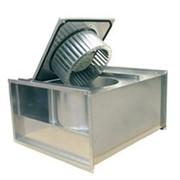 Прямоугольный канальный вентилятор SYSTEMAIR KE фото