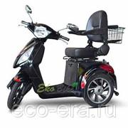 Трицикл электроскутер Volteco TRIKE 1000W Black Вольтеко Трайк 1000 Вт черный Volteco Volteco Trike фото