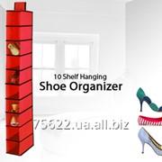 Органайзер для обуви подвесной Hanging Shoe Organizer
