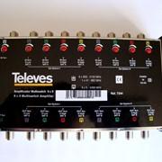 Усилитель телевизионного сигнала 9x9 7344 фото