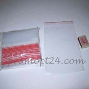 Пакет с замком zipp 18х25 100шт 11745 фото