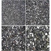 Щебень 0-5гранит, 5-10 скала, 20-40 гранит продам Ж/д полувагонами и Песок фото