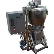 Куттер (вакуумный, с механизированными мешалкой и выгрузкой) ИПКС-032-80(Н) фото
