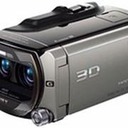 Цифровая видеокамера Sony-HDR-TD10E Full HD 3D фото