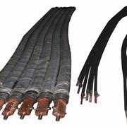 Водоохлаждаемый кабель, тоководы. КСВ, КСВДСП,КСВИ фото