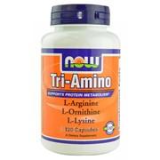 Аргинин орнитин лизин (120 капсул) фото