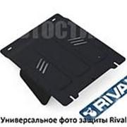 Защита КПП Rival для Subaru Forester (2012-...) сталь фото