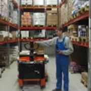 Хранение продукции производственно-технического назначения и промышленных товаров на своих складах. фото