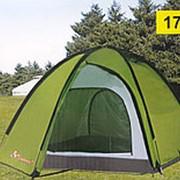 Трехместная туристическая палатка LANYU LY-1703 фото