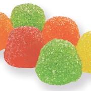 Мармелад желейно-формовой в сахаре фото