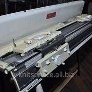 Электронная вязальная двухфонтурная машина 5 класса Brother KH940/KR840 Topical-3 (Japan) фото