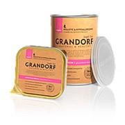Grandorf 400г конс. Puppy Chiken&Rise Влажный корм для щенков Курица с рисом фото