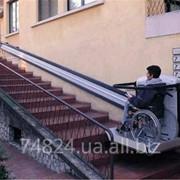 Лестничные подъемники для инвалидов KLEEMANN фото