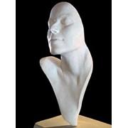 Изготовление скульптур маски, лица, бюсты, барельефы фото
