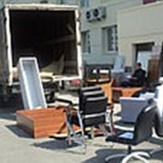 Вывоз старой мебели , грузчики,газель фото