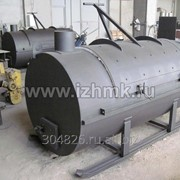 Крематор для животных загрузкой 500 кг на дизельном топливе (КР-500) фото
