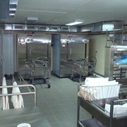 Услуги по созданию и комплексному оснащению новых и реконструкции действующих стерилизационных отделений фото