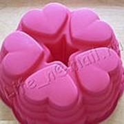 Кекс сердечки фото
