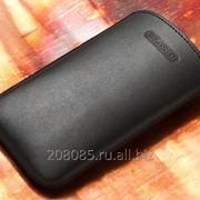 Чехол Samsung I9001 Galaxy S Plus Black фото