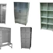 Шкафы технологические гардеробные фото