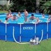 Сборный каркасный бассейн Intex 28252 ( 54952) Metal Frame Pool 549 x 122 см фото