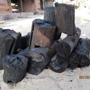 Дубовый уголь оптом из Украины фото