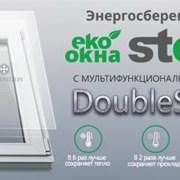 МЕТАЛЛОПЛАСТИКОВОЕ ОКНО Steko R-500 со шпроссами фото