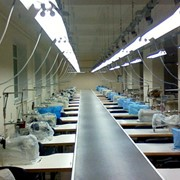 Оборудование для швейных цехов фото