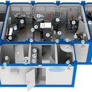 Модульный молочный цех Колакс 4000
