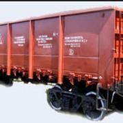 Вагоны грузовые 4-осные фото