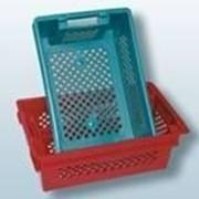 Продаю пластиковые ящики, контейнеры, кофры фото