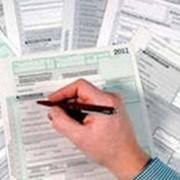 Составление деклараций по налогу на доходы физический лиц фото