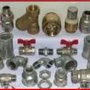 Трубы и фитинги для отопления фото