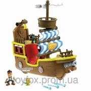 Пиратский корабль Джейка интерактивный - Джейк и пираты Нетландии фото