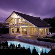 Дома Фахверк, Строительство 250 000 тг./кв.м фото