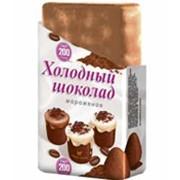 "Мороженое ""Холодный шоколад"" фото"